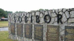Spór wokół muzeum obozu w Sobiborze. Rosyjski działacz: Polacy zabijali...