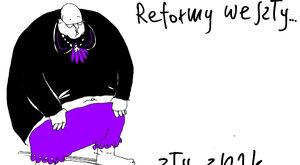 Reformy weszły