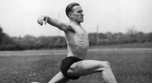 Janusz Kusociński - złoty medalista olimpijski zamordowany przez Niemców...