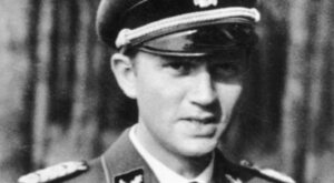 Walter Schellenberg - szef wywiadu SS wyszedł z więzienia dzięki Amerykanom